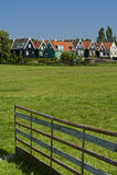 Marken, Paesi Bassi Immagine Stock Libera da Diritti