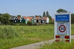 Marken, Paesi Bassi Fotografie Stock Libere da Diritti