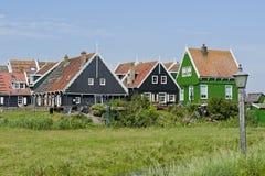 Marken, Paesi Bassi Fotografia Stock Libera da Diritti