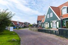 Marken, Pays-Bas Image stock