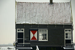 Marken, Pays-Bas Images libres de droits
