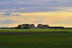 Marken, Pays-Bas Photos libres de droits