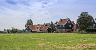 Marken village Royalty Free Stock Image