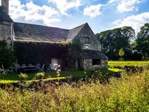 Free Markenfield Hall Is 3 Miles South Of Ripon In North Yorkshire. It Is A Tudor Manor House Royalty Free Stock Photos - 175086738