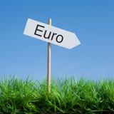 Marker, Euro Royalty Free Stock Image