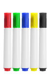 Marker Pens Royalty Free Stock Photography