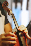 Marker of stringed instruments Royalty Free Stock Photo