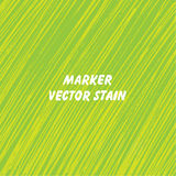 Marker vector stain Royalty Free Stock Photography