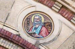 Markera evangelisten Arkivbilder