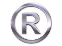 markera registreringshandel Arkivfoto