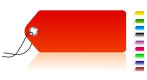 Markering vector illustratie