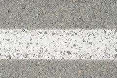 Markering på asfalt royaltyfria foton