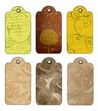 Markeringen in pastelkleurkleuren Royalty-vrije Stock Foto's