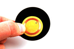 Markeringen RFID Royalty-vrije Stock Foto