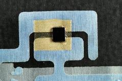 Markeringen RFID royalty-vrije stock afbeeldingen