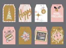 Markeringen voor giften Stock Afbeelding