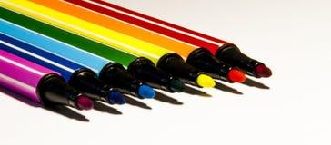 markers Imagenes de archivo