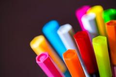 markers Fotografía de archivo