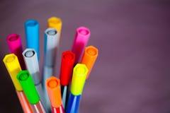 markers Imagen de archivo libre de regalías