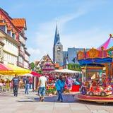Markert Square in Quedlinburg