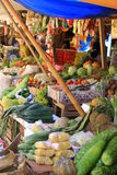 At the market Stock Image