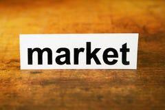 Market Stock Image