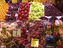 At the market Royalty Free Stock Images