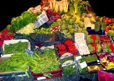 At the market royalty free stock image