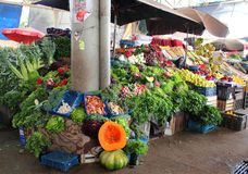 Market in Agadir Royalty Free Stock Images