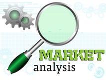 Market analysis Stock Photography