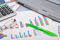 Market analysis concept Stock Images