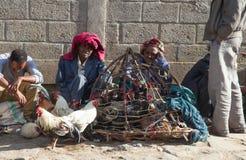 Market animals in Ethiopia Stock Photography