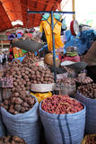 Market in Arequipa, Peru Royalty Free Stock Images