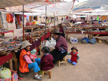 Market in Arequipa, Peru Stock Photography