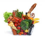 Market basket Royalty Free Stock Photo