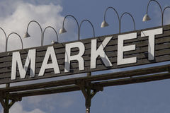 Market Stock Photography
