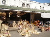 Market in Casablanca Royalty Free Stock Images