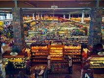 Market of Choice Interior Eugene, OR Stock Photos