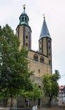 Market Church St. Cosmas and Damian, Goslar, Germany Stock Photography