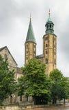 Market Church St. Cosmas and Damian, Goslar, Germany Royalty Free Stock Photography