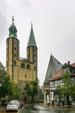 Market Church St. Cosmas and Damian, Goslar, Germany Royalty Free Stock Images
