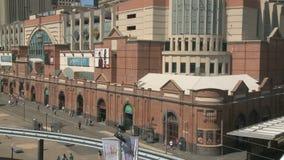 Market City stock video