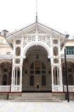 Market Colonnade(Karlovy Vary, Czech Republic) Royalty Free Stock Image