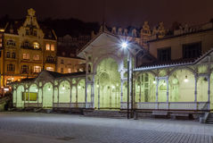 Market Colonnade,Karlovy Vary; Czech republic Royalty Free Stock Image