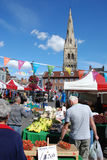 Market day Royalty Free Stock Photography