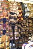 Market- Ecuador Royalty Free Stock Images