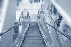Market elevator Stock Image