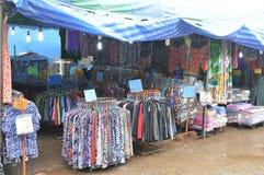 Market fairs Phi ta khon Stock Photo