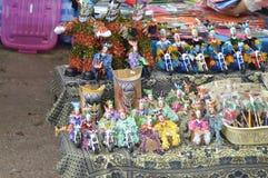 Market fairs Phi ta khon Royalty Free Stock Photography