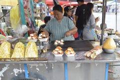 Market fairs Phi ta khon Stock Images